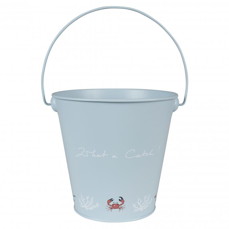 Sea life beach bucket