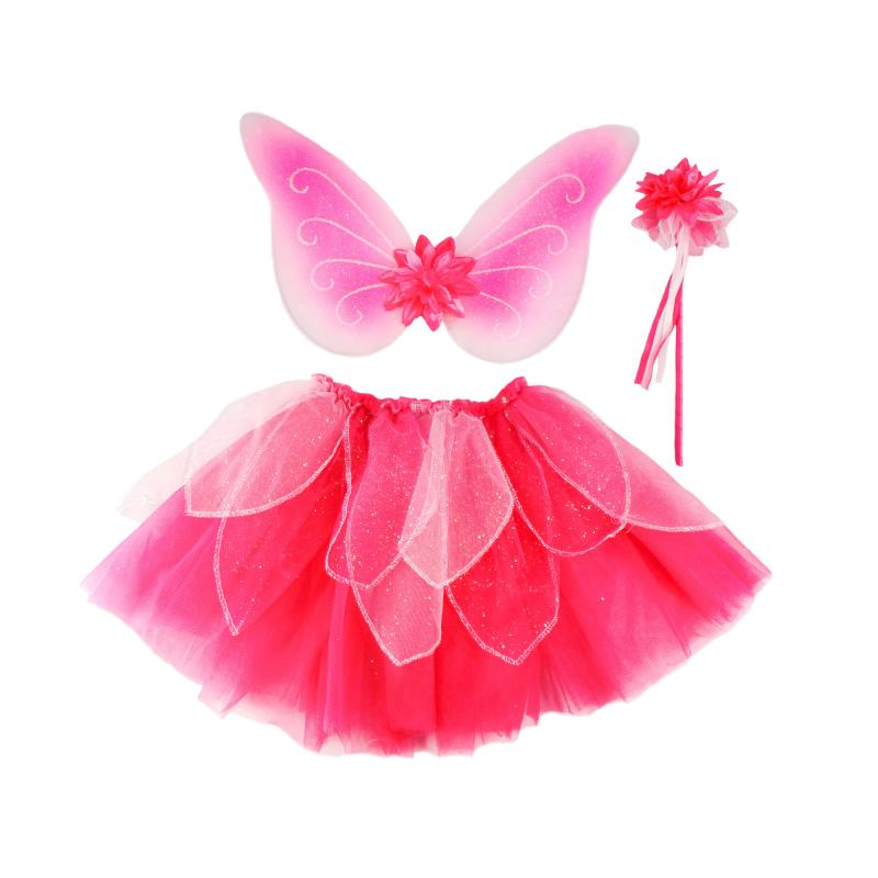 butterfly fancy dress set