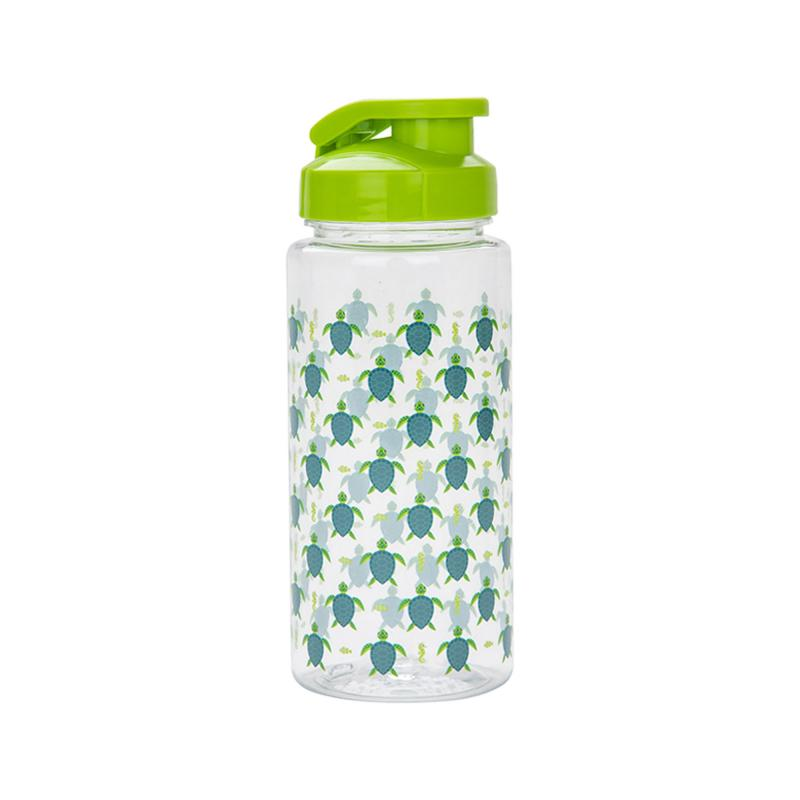 Turtle drinking bottle
