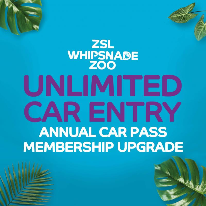 ZSL Membership, ZSL Whipsnade Zoo Car Pass