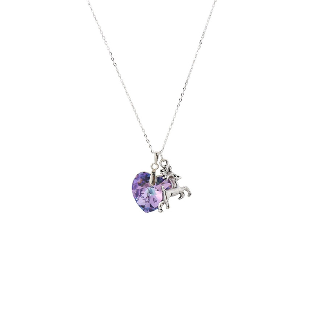 Stag Charm Necklace